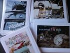 MULTI BUY JOBLOT OF 50 MIXED SCOOTER GREETING CARDS
