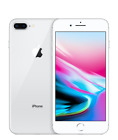 Apple Brand New Sealed iPhone 8 Plus Sliver Boost Mobile 256GB