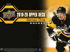 New 2019 20 UD Upper Deck Series 1 Hockey 24 Pack Retail Box