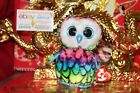 TY BEANIE BOOS ARIA THE CLAIRE'S EXCLUSIVE OWL.6