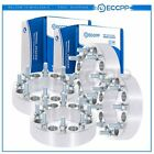 ECCPP 4x 2 8x65 to 8x65 9 16 studs wheel spacers For Dodge Ram Ford F250