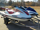 *** PAIR OF 2003 2007 YAMAHA FX 140 WAVERUNNERS JET SKIS WITH TRAILER ***