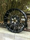BMW water-cooled R1200GS R1250GS or Adventure OEM rear spoke wheel