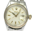 ROLEX Oyster Perpetual Date 6517 Automatic Ladies Watch_484803