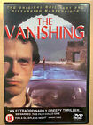 The Vanishing DVD 1988 Original Dutch Netherlands Abduction Thriller Classic