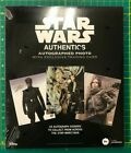 2019 TOPPS STAR WARS AUTHENTICS PHOTO & TRADING CARD HOBBY BOX FACTORY SEALED*