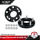2PC 15mm 5x45 1143MM 12X125 Wheel Spacers Hubcentric Forged Fit Infiniti 350