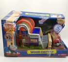 THOMAS & FRIENDS WOODEN RAILWAY FISHER-PRICE TRAIN WOOD CHIPPER Y4094