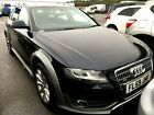 2009 59 AUDI A4 ALLROAD 30 TDI QUATTRO S T SATNAV LEATHER ALLOYS STUNNING