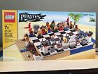 LEGO 3840, PIRATE VS. NAVY Lego Chess, NIB SEALED, Build and play Game