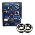 Series Oil Seal Engine+Bearings for Gilera Typhoon Storm Easy ET2 Zip 50 Cc