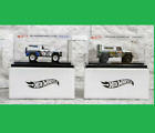 Hot Wheels Period Correct Mercedes Benz G Class  Land Rover Defender 110 Set