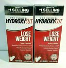 Hydroxycut Pro Clinical 72ct Weight Loss Capsules Dietary Supplement 2PACK