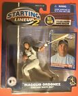 ⚾️ 2001 RC STARTING LINEUP 2 MAGGLIO ORDONEZ CHICAGO WHITE SOX