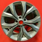 Chrysler Pacifica 2017 2018 2019 20 Factory OEM Wheel Rim H 2596 5RJ49TRMAB