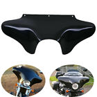 Front Outer Batwing Fairing For Yamaha V Star 650 1100 classic Honda Black