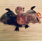 Rare Ty Beanie Baby 1998 Batty The Bat With Tags