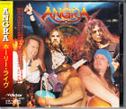 cd japan ANGRA Holy Live 1997 Japan CD 1st Press With Obi Hard to Find Very Rare