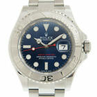 Rolex Yacht-Master 40 Automatic Blue Dial Men's Oyster Watch 126622BLSO