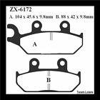 Front Brake Pads Metal Sintered for Yamaha XT 600 XTZ 660 : 1990 to 2003