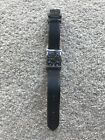 Emporio Armani Men's Watch Black Perfect Condition Unboxed Needs a Battery