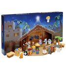 Fisher Price Little People Nativity Play Set  25 Play Pieces Advent Calendar