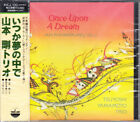 TsuyoshI Yamamoto Once upon a dream,Jazz in wonderland 1992 Japan CD NEW W/ Obi