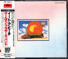 Allman Brothers Band Eat A Peach 1986 Japan 2 CD 1st Press With Sticker Obi