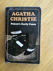 Agatha Christie Poirots Early Cases 1st Edition 1974 Collins Crime Club