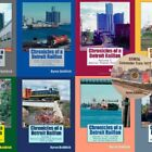Chronicles of a Detroit Railfan Volumes 1-8 by Byron Babbish