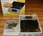 Weight Watchers Electronic Food Scale With Points Values Excellent In Box