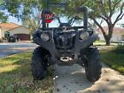 2013 Yamaha Grizzly 700 EPS 4X4 Black Ops Special Edition