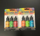 LOT of 6 TIM HOLTZ Ranger Adirondack ALCOHOL INKS New