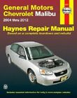 Repair Manual Haynes 38027 fits 2004 to 2007 Chevrolet Malibu