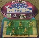 1997 EDITION ALL-STAR MVP EDITION GREEN BAY PACKERS POSEABLE-ACTION FIGURES