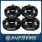 Hub Centric Wheel Spacers For Jeep Wj Wk Jk Models - 5x5 Bp 12x20 Stud W Lip