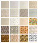 Ambesonne Decorative Machine Washable Fabric by the Yard Upholstery Home Accents