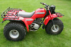 1986 Honda ATC 250ES Big Red