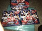 2018 Topps Holiday Box Lot of 3 Factory Sealed Walmart Exclusive Boxes
