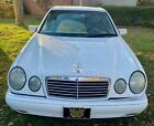 1999 Mercedes-Benz E-Class  1999 below $1100 dollars