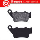 Brake Pads Brembo Carbon Ceramic Rear Ccm 604 & 600 Supermoto 1999>