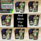 *OBO* Star Wars The Power of the Force TPOTF CommTech Chip Hasbro 1996-2010