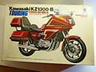 Nitto Vintage 1:8 Scale Kawasaki KZ1300-B Touring Model Kit New - Kit # 778-3800