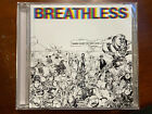 Breathless / Nobody Leaves This Song Alive CD (2019 Reissue, Jonah Koslen)