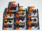 Matchbox Lot Of 10 MBX Explorers 2013 Die Cast Cars Trucks