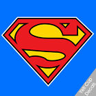 Superman Vinyl Decal Sticker Comic Superhero Logo Window Car Truck For Yeti Cup