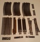 Vintage Atlas ho scale snap track curve 1 3 straight rerailer switch lot