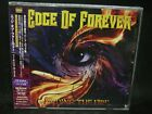 EDGE OF FOREVER Feeding The Fire JAPAN CD (ENHANCED) Jeff Scott Soto Italy Rock