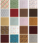 Ambesonne Fabric by The Yard Waterproof Polyester Fabric for Home Accents