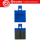 N1 Pair Brake Pads Brembo Front Benelli 500 Ls 500 1978 >